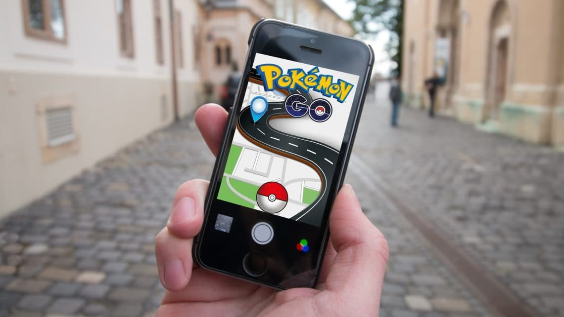 pokemon go, augmented reality game app